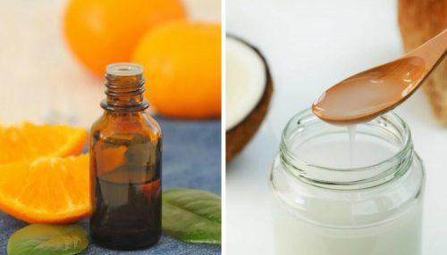 Kookos ja sitrushedelmät: ravitseva ja puhdistava öljy iholle