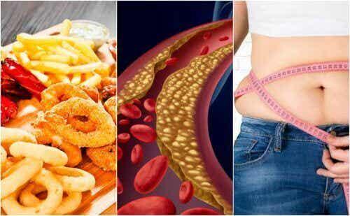6 tekijää, jotka voivat aiheuttaa korkeaa kolesterolia