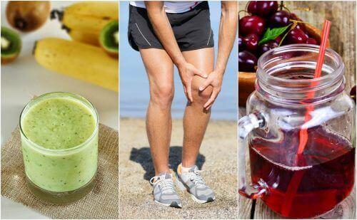 Lihaskramppien ehkäisy: 5 tehokasta luontaishoitoa