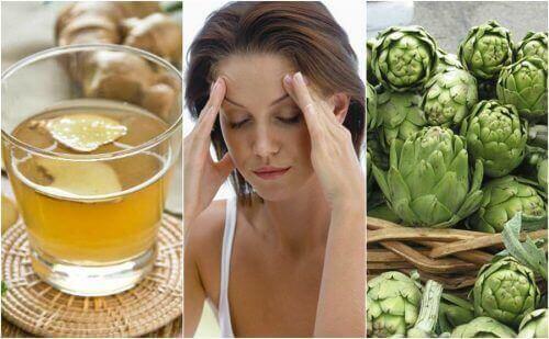 5 rohtoa helpottamaan migreeniä