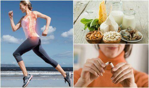 7 tapaa ehkäistä osteoporoosia