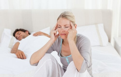 Nestevaje saattaa aiheuttaa päänsärkyä.
