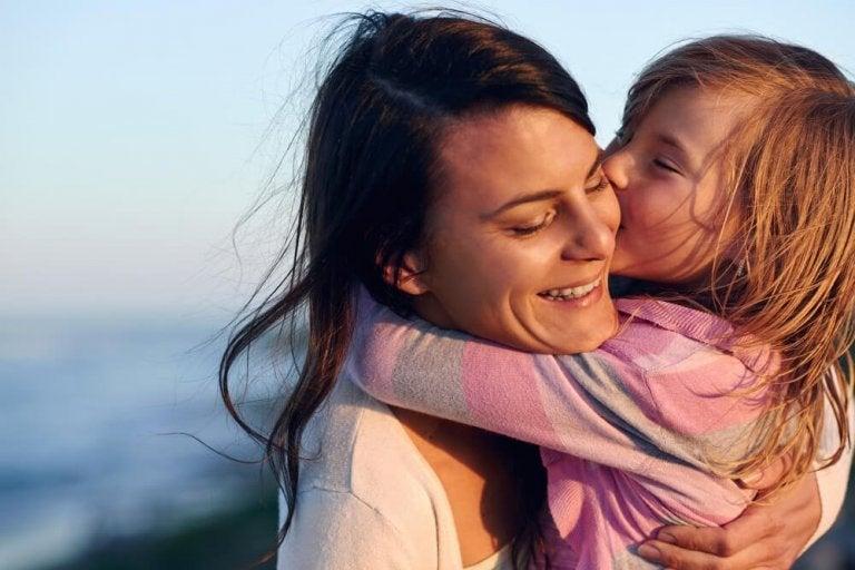 Viisi keinoa kasvattaa rakastava lapsi