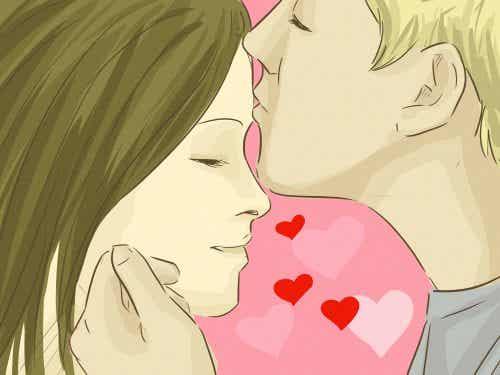 Kun joku oikeasti rakastaa, hän ei tuomitse tai rajoita
