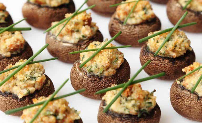 Helppoa ja herkullista ruokaa sienistä