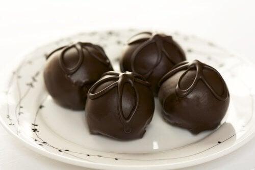 suklaa ei lihota