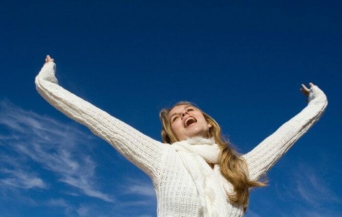 fyysinen ja psyykkinen tasapaino saavutetaan nauttimalla elämästä