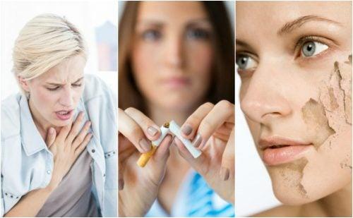 8 syytä lopettaa tupakointi samantien