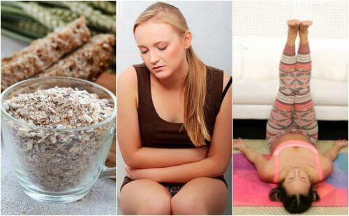 9 terveellistä tapaa ehkäistä ummetusta