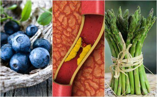 Estä valtimoita tukkeutumasta syömällä näitä 7 ruokaa