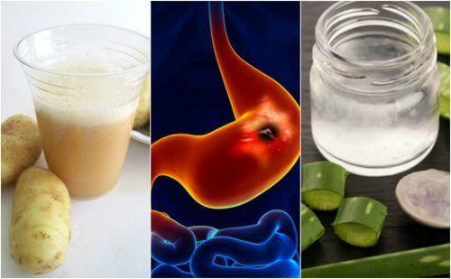 Tehosta vatsahaavan paranemista näillä 5 luontaishoidolla