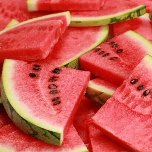 munuaisia ja virtsarakkoa hoitavat ruoat: vesimeloni