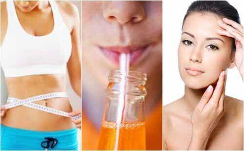 Jätä virvoitusjuomat – 8 positiivista terveysmuutosta
