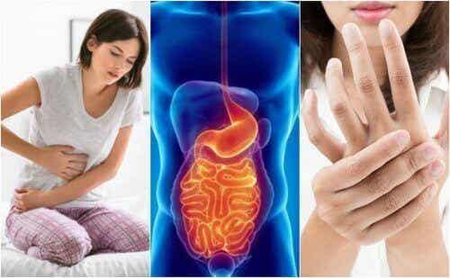 Vuotavan suolen oireyhtymä: 8 oiretta, joita ei pidä ohittaa