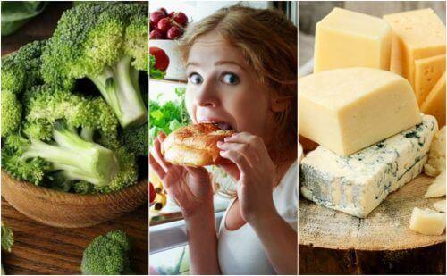 7 ruokaa, joita ei kannata syödä illalla