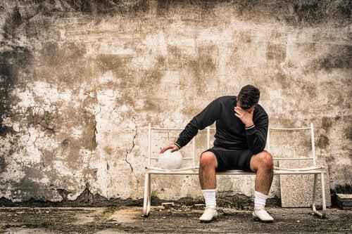 epäonnistuminen voi aiheuttaa syyllisyyden tunnetta