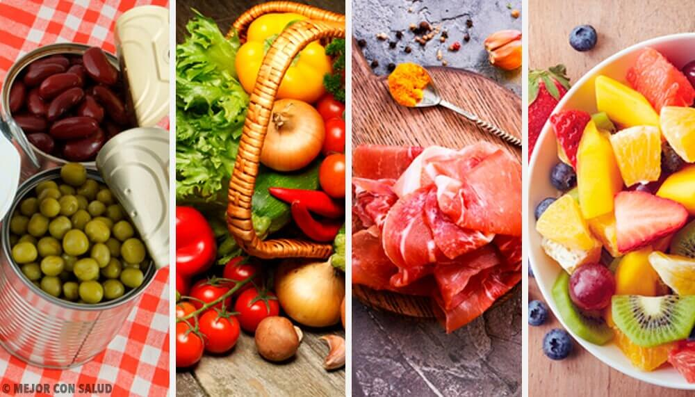 Vaihda epäterveelliset ruoat terveellisiin