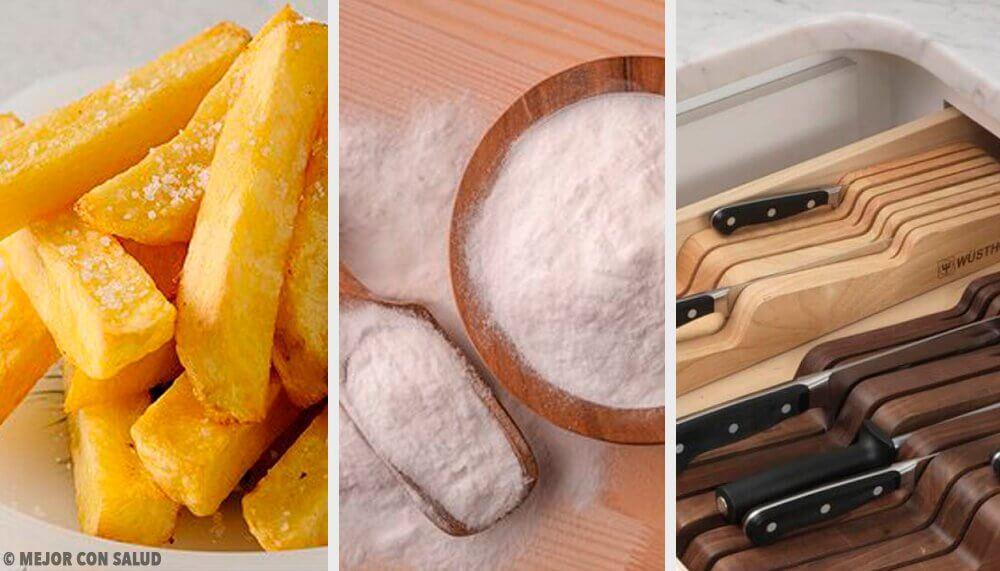 Keittiöniksit: 8 arkea helpottavaa neuvoa