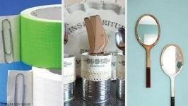 materiaaleja kodin sisustamiseen