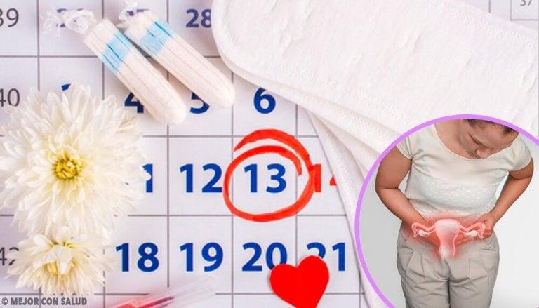 Menorragia: 10 oiretta, jotka on hyvä tietää
