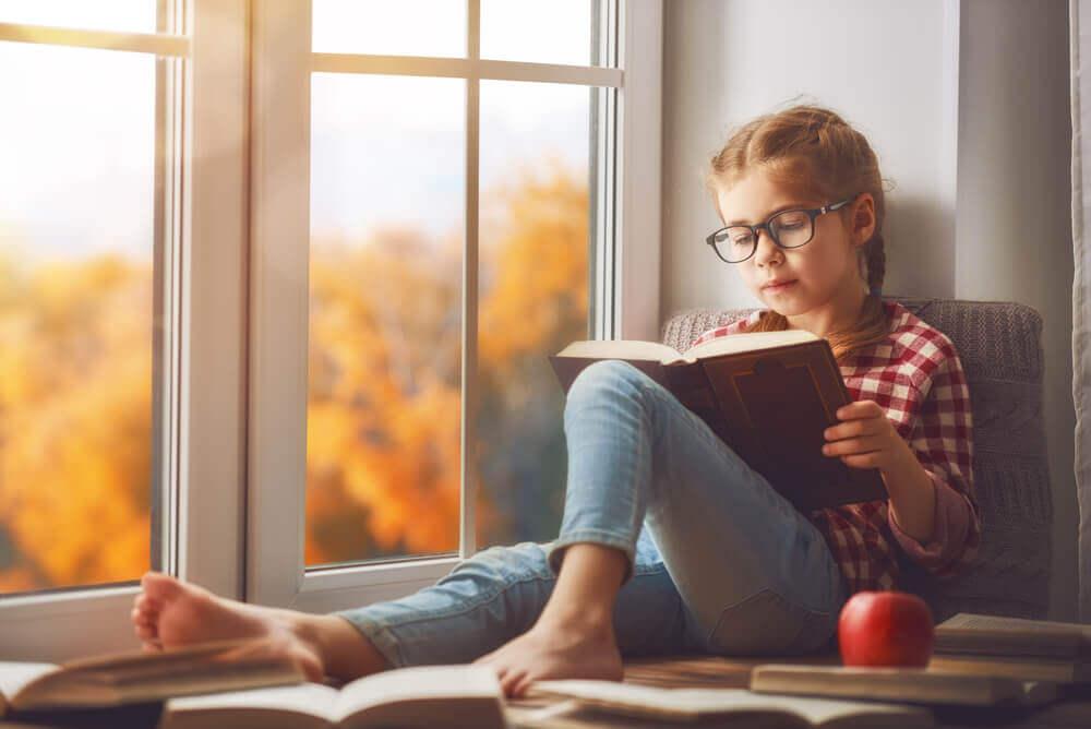 Kuinka rohkaista lapsia lukemaan