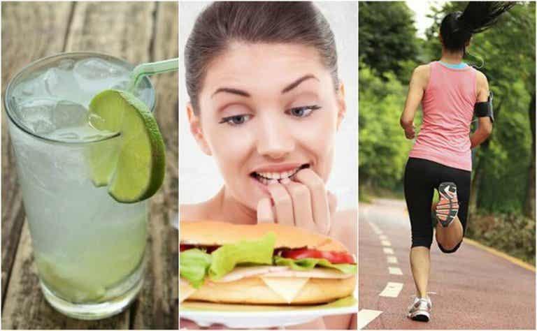 6 vinkkiä ruoanhimon hallitsemiseksi