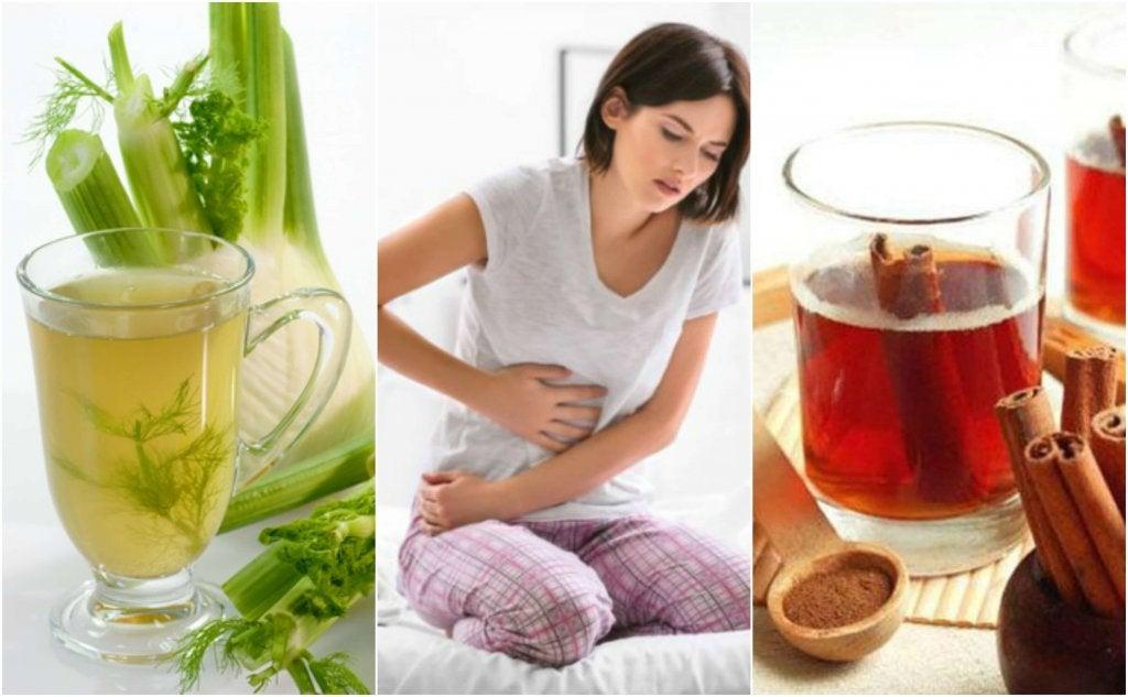 5 luonnollista närästyslääkettä