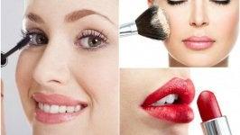 monta eri kauneudenhoitotuotetta, joita ei tulisi jakaa