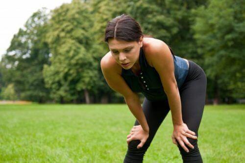 sydämenpysähdyksen oireet: väsymys ja saamattomuus