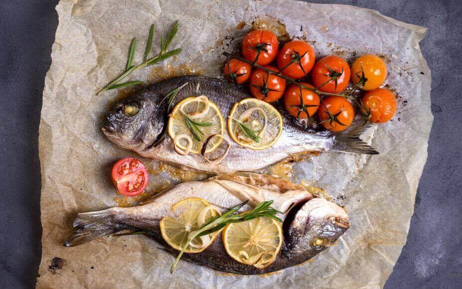 Kaalikeiton viidentenä päivänä saa syödä kalaa tai lihaa