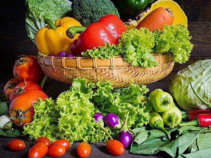 Kaalikeittodieetin aikana syödään kasviksia