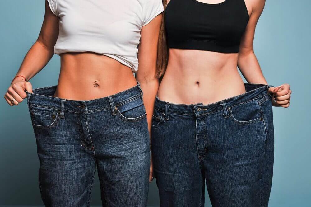 Neljä ruokaa, joita tulisi välttää laihdutuksen aikana