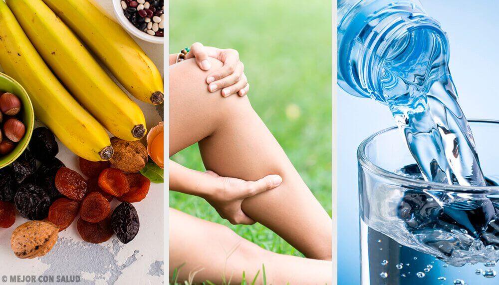 Vinkit lihaskramppien hoitoon ja ehkäisyyn