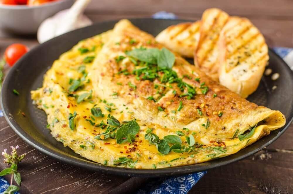 Kananmunat ovat proteiinipitoista ruokaa