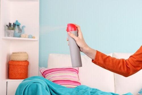 5 tapaa päästä eroon kodin kosteushajuista