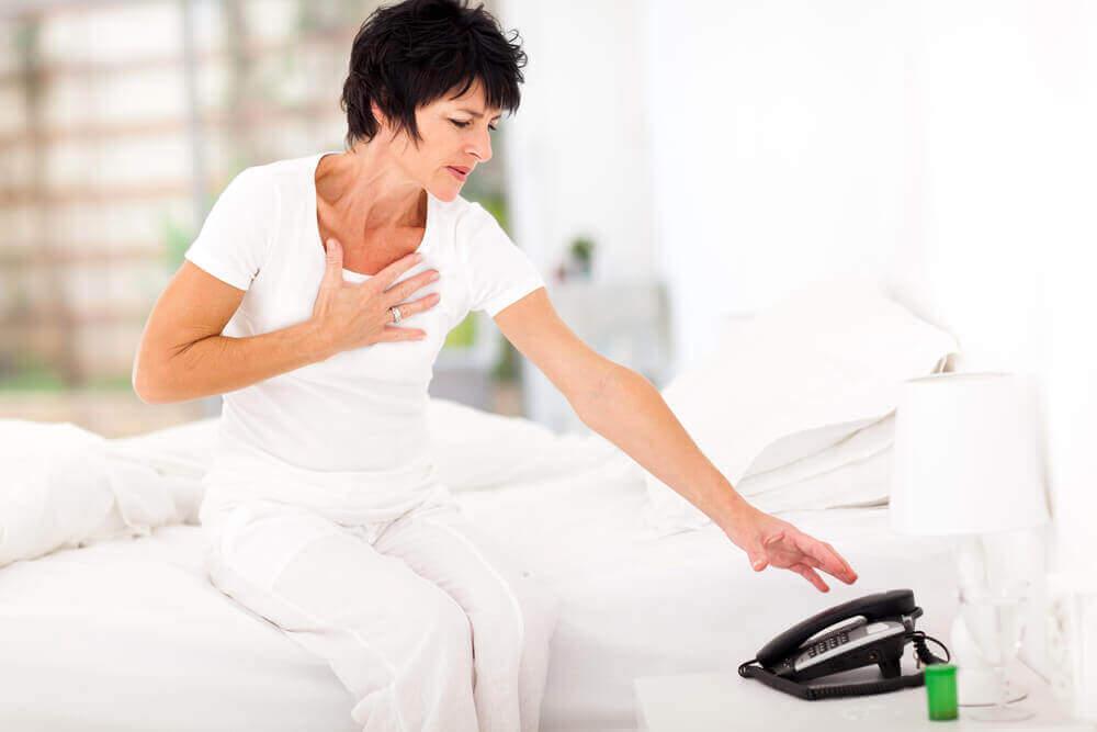 Tunnista sydämenpysähdyksen oireet