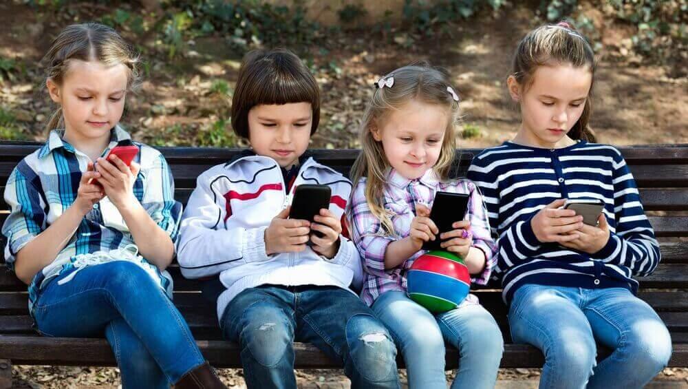 nykyajan lapset