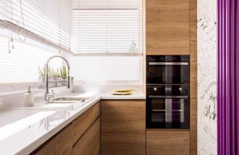 6 loistavaa tapaa sisustaa pieni keittiö