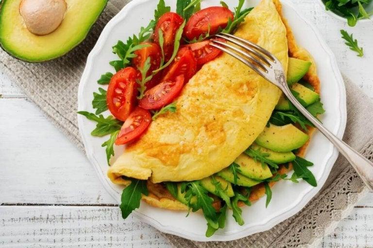 Miksi on tärkeää syödä proteiinipitoinen aamiainen?