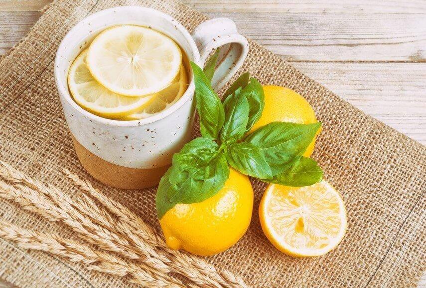 luontaishoitoja päänsärkyyn: sitruunahauduke