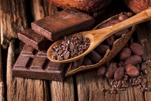 Tumma suklaa on terveellinen herkku