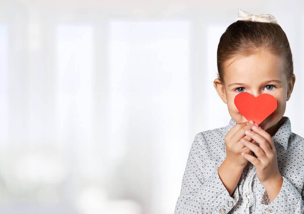 lapsi ja sydän