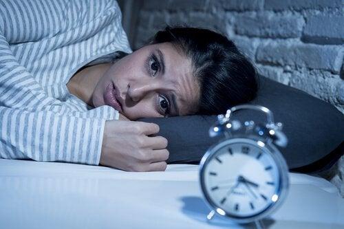 unettomuus on joskus oire siitä, että kehosi ei poista myrkyllisiä aineita kunnolla