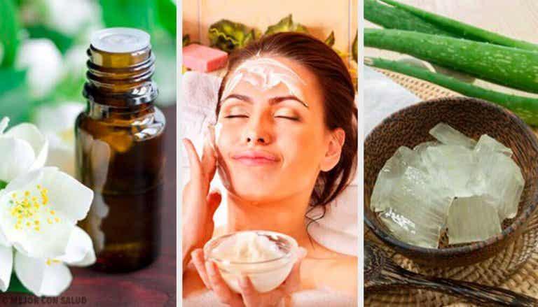 Kuinka hoitaa kuivaa ihoa luonnollisesti