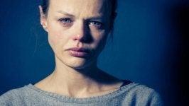 nainen, käsittele kipu