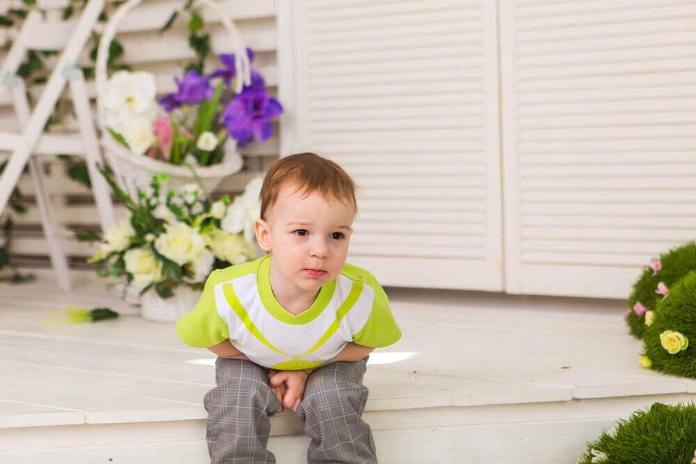 Lapsen ummetuksen hoito
