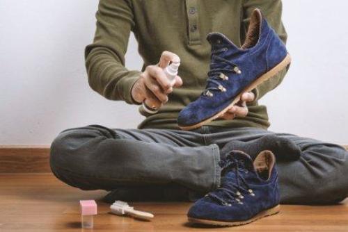 puhdista kengät viisaasti