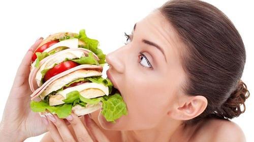 miksi koen jatkuvaa nälkää