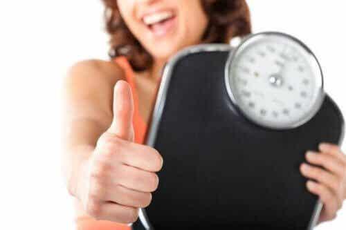 7 vinkkiä terveelliseen painonpudotukseen
