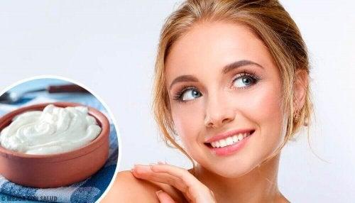 Säteilevä iho 5 loistavan kasvonaamion avulla